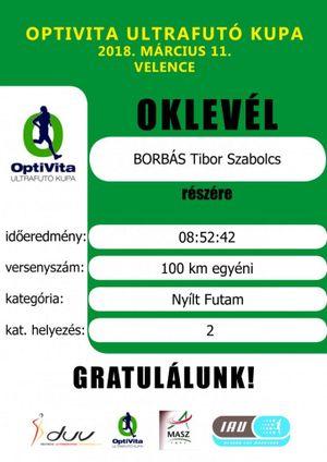 Spartathlon kvalifikáció