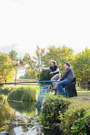 Horgászat.