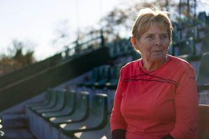 Szenior Tenisz - Interjú Magyarné Kiss Ágnessel