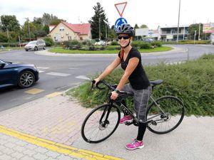 Reggeli edzés - tavasztól őszig kerékpárral